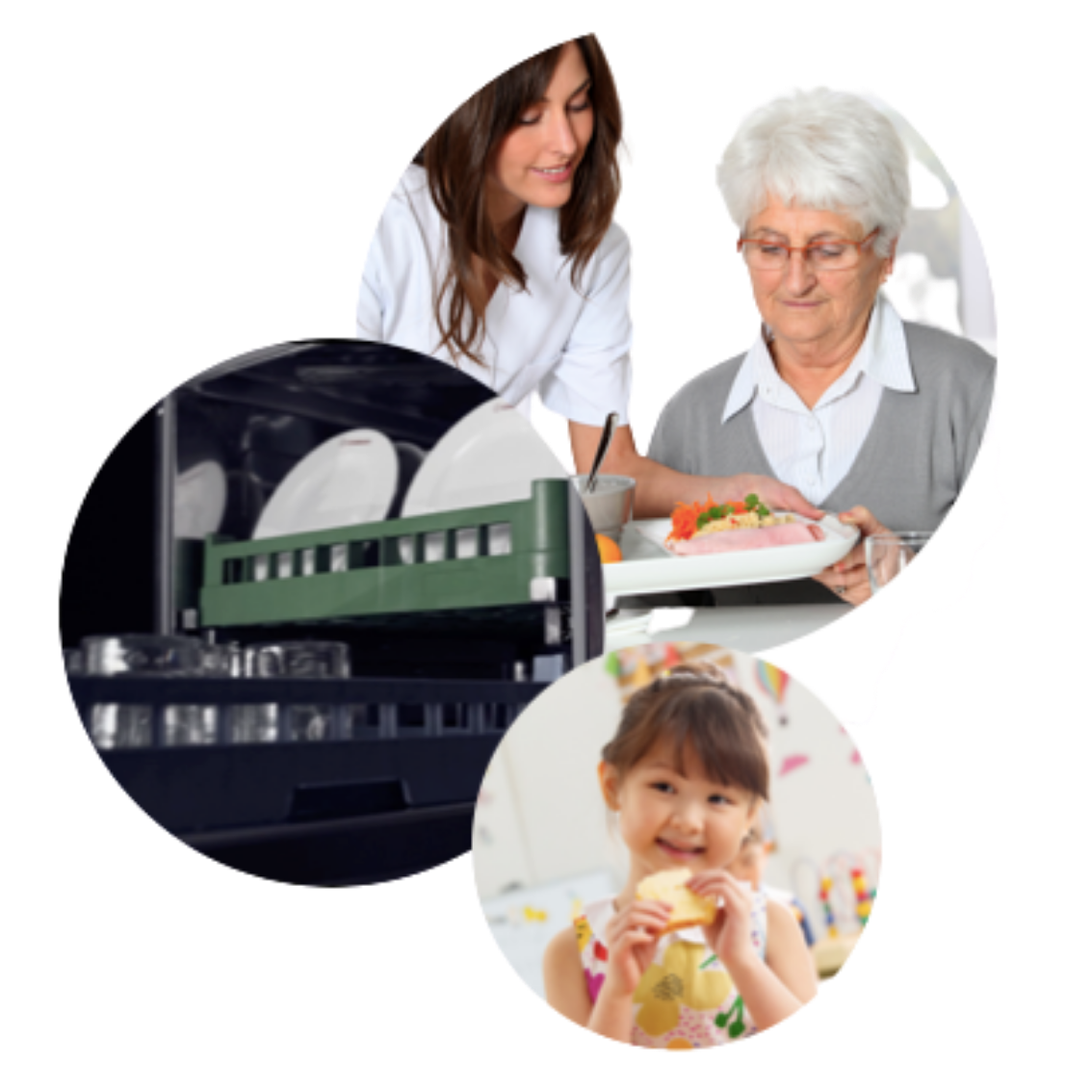 Retirement homes & child care